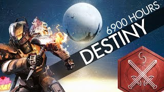 What 6900 hours of Destiny looks like