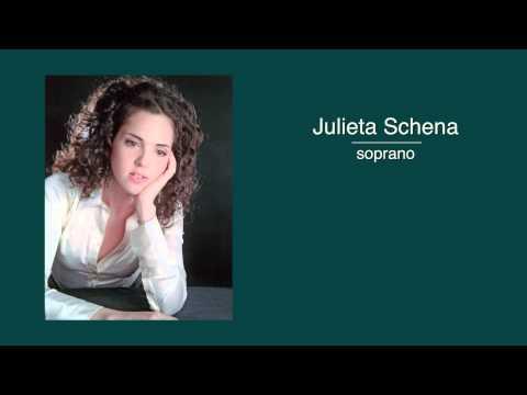"BELLINI - ""I Capuleti e I Montecchi"" - Aria di Giulietta / Julieta Schena"