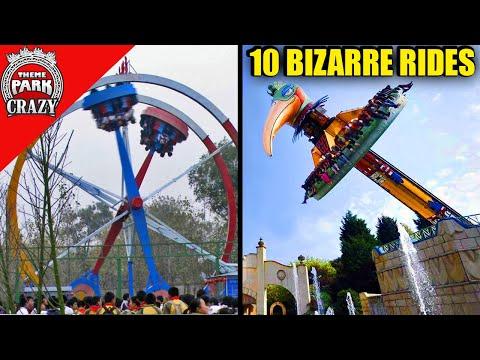 Top 10 BIZARRE