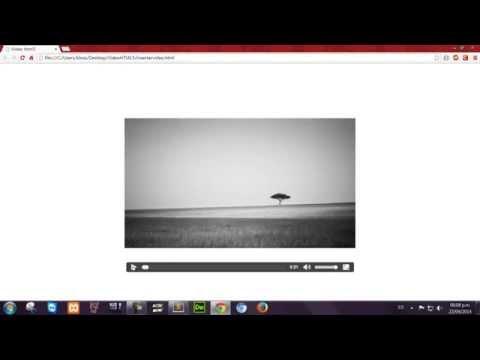 Insertar Video Con HTML5