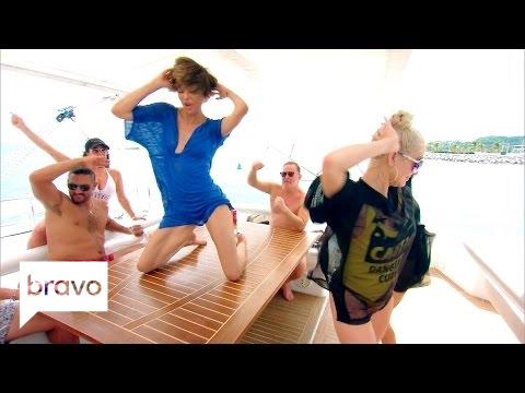 RHOBH: Lisa Rinna Channels Her Inner Erika Jayne Season 7, Episode 10  Bravo