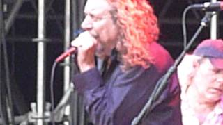 Robert Plant And The Band Of Joy Harm