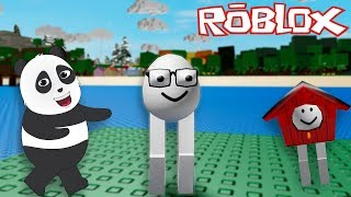 We're Egg Men!! - Roblox with Panda