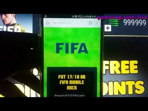 Fifa 18 Hack - How To Hack Fifa 18 Coins And Points Free 2018 [Android/iOS]