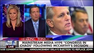 DHS Investigating Wikipedia Edits Alleging McCarthy Affair - The Kelly File