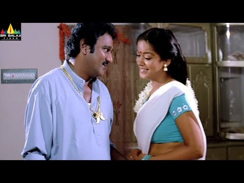 Krishna Bhagawan Scenes Back To Back   Mangatayaru Tiffin Center Movie Comedy   Sri Balaji Video