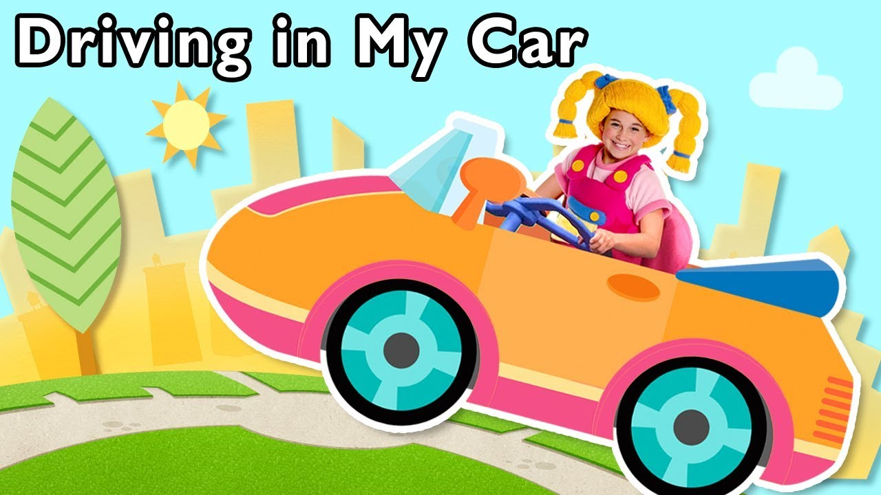 Driving In My Car More Mother Goose Club Nursery