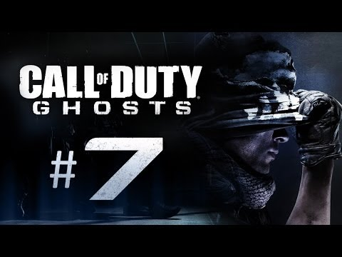 Call of Duty Ghosts Campaign Walkthrough Part 7 - Federation Day