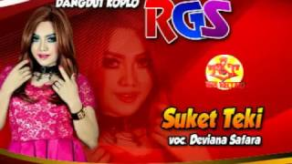 Suket Teki-Dangdut Koplo RGS-Deviana Safara