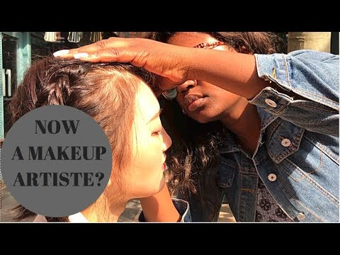 PROFESSIONAL MAKE UP ARTISTE??   ATTITUDE TOWARDS NEW PEOPLE??   WHAT A DAY!!    VLOG 3