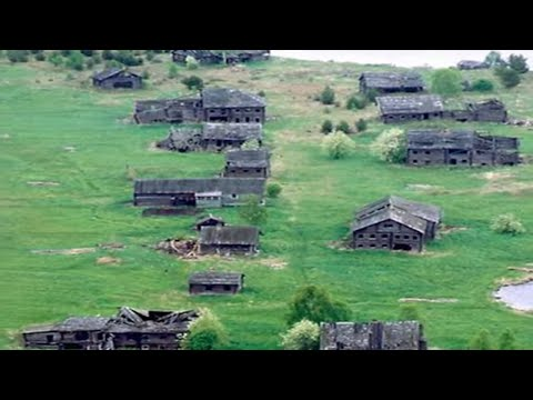 5 TERRIFYING Ghost Towns You Should Never Visit!