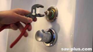 Comment changer la cartouche inverseur, hydrodouche JEDO, robinetterie NOBILI