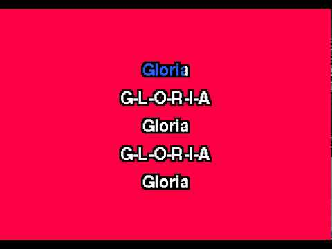 ggnzla KARAOKE 278, Patti Smith - GLORIA