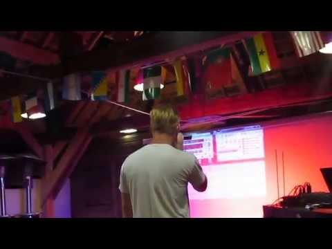A funny must watch!! My Hubby on holiday singing Mamma Mia xxx Part 2