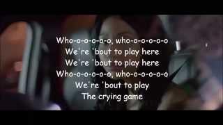 Nicki Minaj - The Crying Game Karaoke/ Instrumental Version
