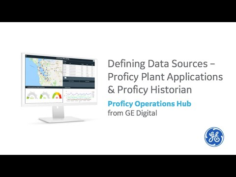 Defining Data Sources