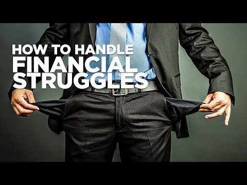 How to Handle Financial Struggles