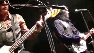 THE FUZZTONES - 13 Women - Ward 81 - Forte Prenestino - 03-04-2015