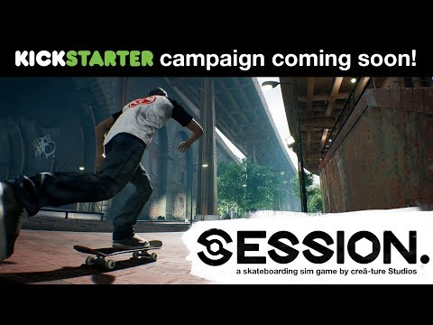 Session - Kickstarter Teaser Trailer