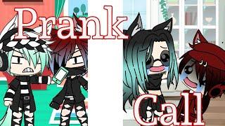 Prank call | Gacha life | ft. Micaela gacha tuber and her oc.