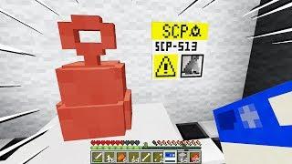 NON SUONARE QUESTA CAMPANA!! - Minecraft SCP 513