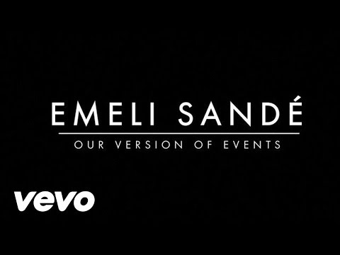 Emeli Sandé - Our Version of Events (Track By Track 2)