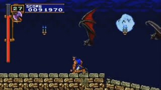 Turbografx 16 Longplay #2: Akumaju Dracula: Chi No Rondo
