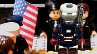 Iron Man 3 Trailer #1:  IN LEGO