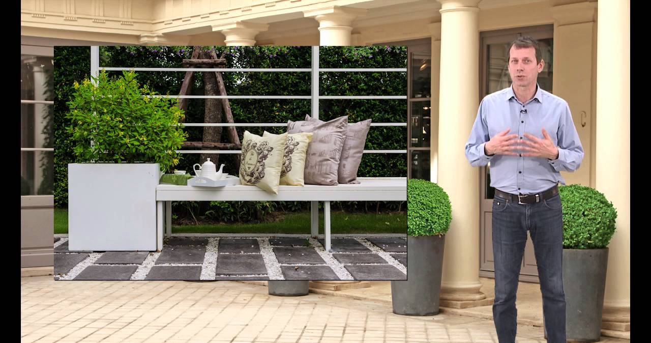 Jardini Re B Ton Terrasse Et Exterieur Youtube