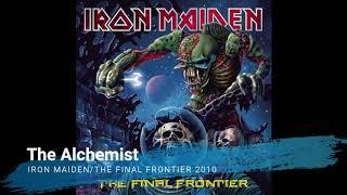 Iron Maiden The Alchemist
