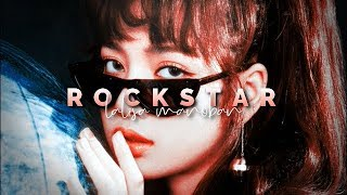 LALISA MANOBAN  Rockstar ⌜FMV⌟ Happy Bday Lisa ♡