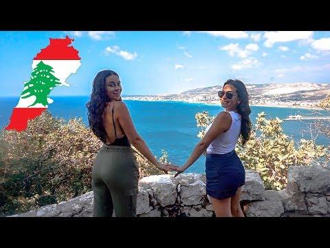 THIS IS LEBANON لبنان 🇱🇧: Follow Me Around | NAGAM