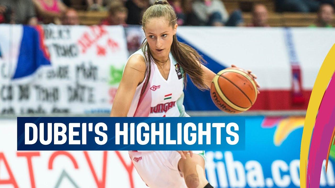 Dubei's highlights - All-Tournament Team