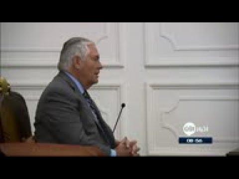 أخبار عربية | #تيلرسون يدعو #بغداد و #الأكراد لحل الأزمة عبر الحوار  - نشر قبل 31 دقيقة