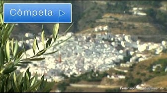 Competa - Weiße Stadt in Andalusien