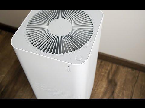 Впечатления от очистителя воздуха Xiaomi Mi Air Purifier 2