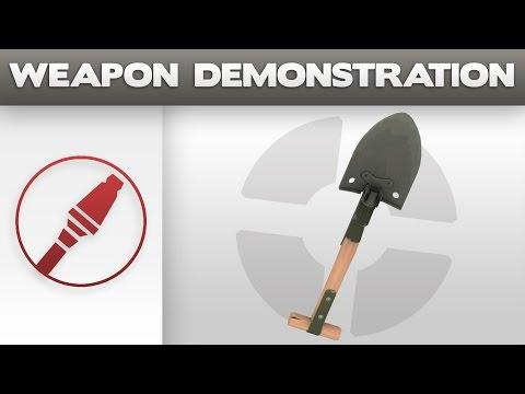 Weapon Demonstration: Market Gardener - YouTube