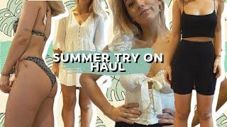summer try-on fashion Haul | PrincessPolly, Bikinis, lovestories…
