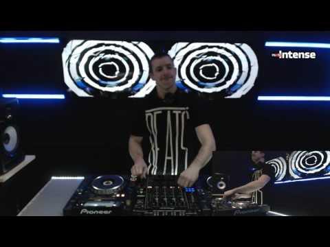 Konstantin Yoodza - Live @ Radio Intense 22.02.2017