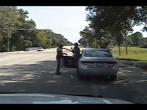 DPS Releases Video of Sandra Bland Arrest