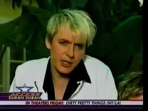 Duran Duran on Access - 03