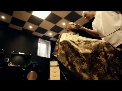 Вторая парикмахерская от Central Barbershop (Видеоприглашение на Open Air 23.08.2014) BlackMic Prod.
