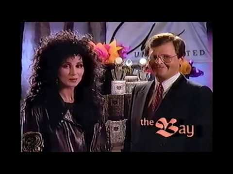 The Bay Cher Uninhibited Perfume TV Commercial From 1990 Hudson Bay Company