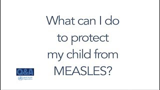 Q&A on measles thumbnail