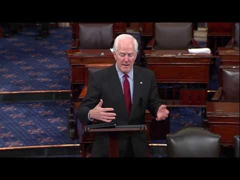 Cornyn: GOP Offers DACA Solution, Democrats Threaten Shutdown