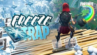 Fortnite CHILLER FREEZE TRAP Gameplay