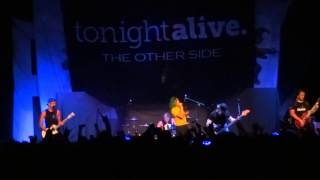 "Tonight Alive - ""What Are You So Scared of?"" (Live in Los Angeles 5-3-15)"