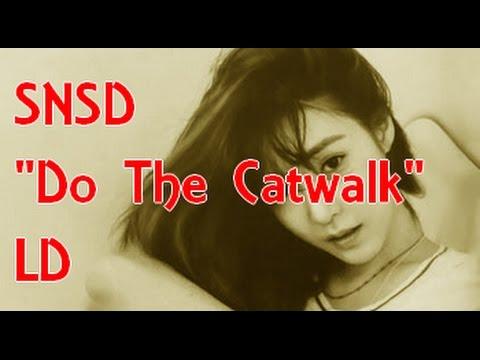 SNSD - Do the Catwalk (Line Distribution) [+Eng Lyrics]
