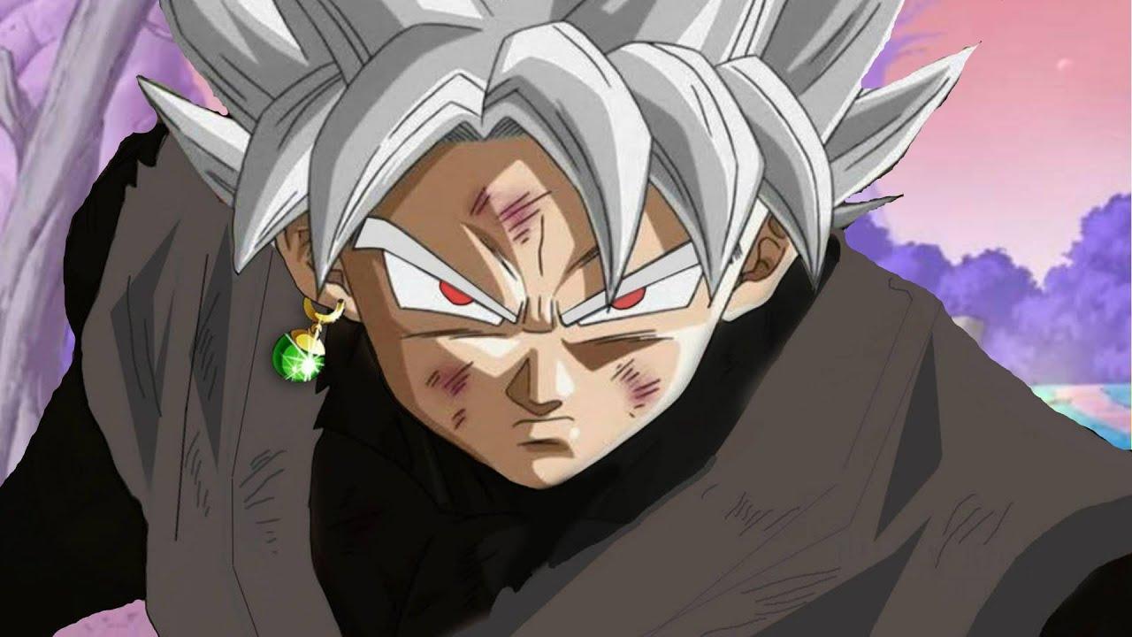 Goku Black's Final Transformation in Dragon Ball Super ...  |Black Goku Super Saiyan