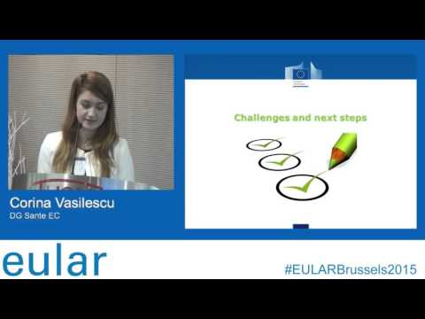 Corina Vasilescu, Policy Officer, Healthcare Systems Unit, DG Sante European Commission